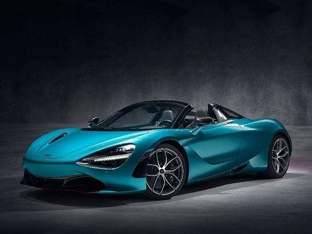 Imagem ilustrativa da notícia: Meta da McLaren: vender trinta carros em 2019.