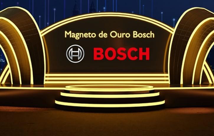 Imagem ilustrativa da notícia: Melhores fornecedores Bosch recebem o Magneto de Ouro