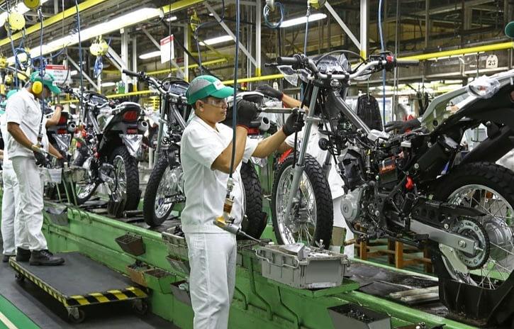 Imagem ilustrativa da notícia: Vendas internas puxam alta de 7% na produção de motocicletas