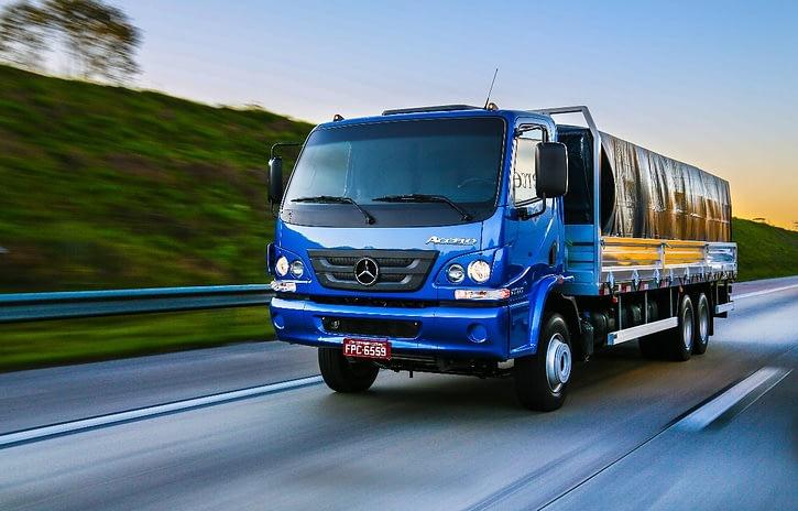 Imagem ilustrativa da notícia: Mercedes-Benz Accelo tem nova opção de eixo traseiro