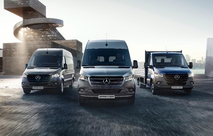 Imagem ilustrativa da notícia: Mercedes-Benz amplia opções na linha 2022 da Sprinter