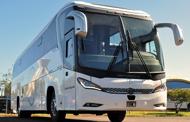 Imagem ilustrativa da notícia: Mercedes-Benz apresentará ônibus rodoviário no Equador