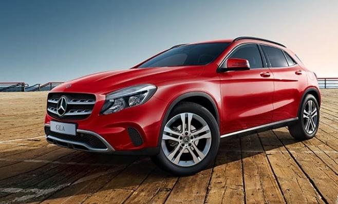 Imagem ilustrativa da notícia: Mercedes-Benz liderou vendas premium em 2017