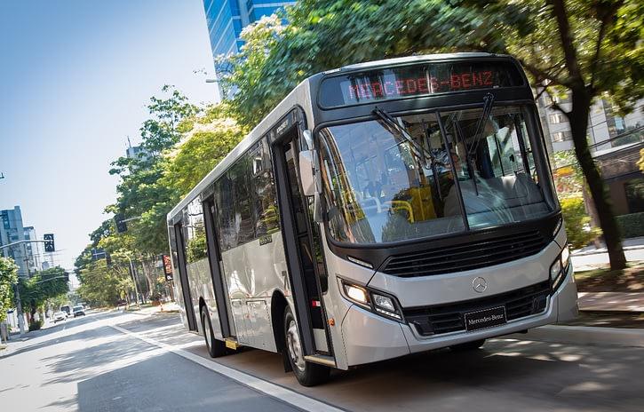 Imagem ilustrativa da notícia: Mercedes-Benz já produziu 100 mil chassis OF 1721 no Brasil