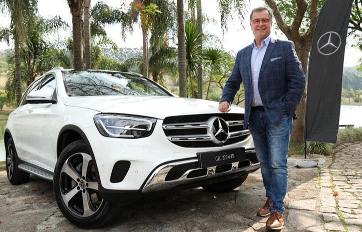 Imagem ilustrativa da notícia: Mercedes-Benz prepara ofensiva de SUVs no mercado