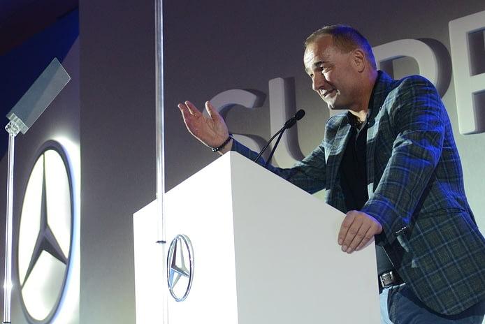 Imagem ilustrativa da notícia: Mercedes-Benz premia quinze fornecedores