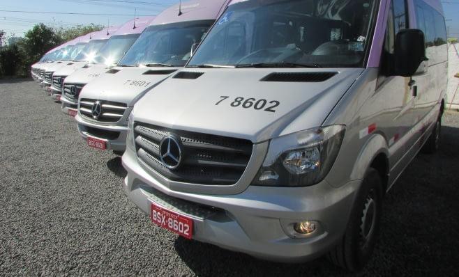 Imagem ilustrativa da notícia: Mercedes-Benz: 72 Sprinter para prefeitura de SP