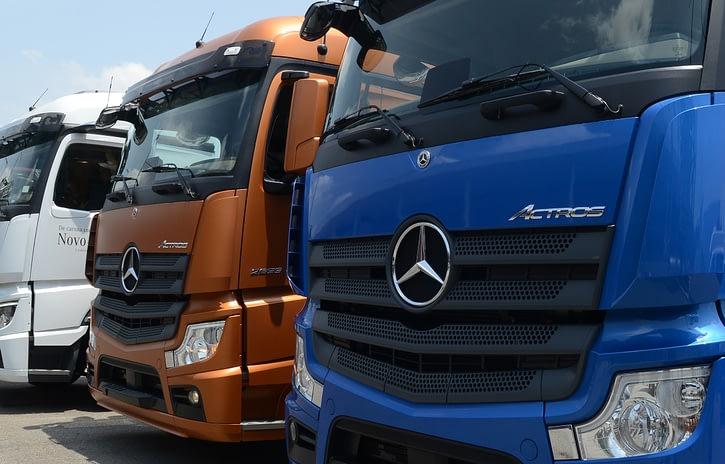 Imagem ilustrativa da notícia: Mercedes-Benz vende 100 Actros para a Transportadora Contatto
