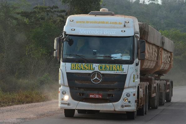 Imagem ilustrativa da notícia: Brasil Central compra cem Actros 2651