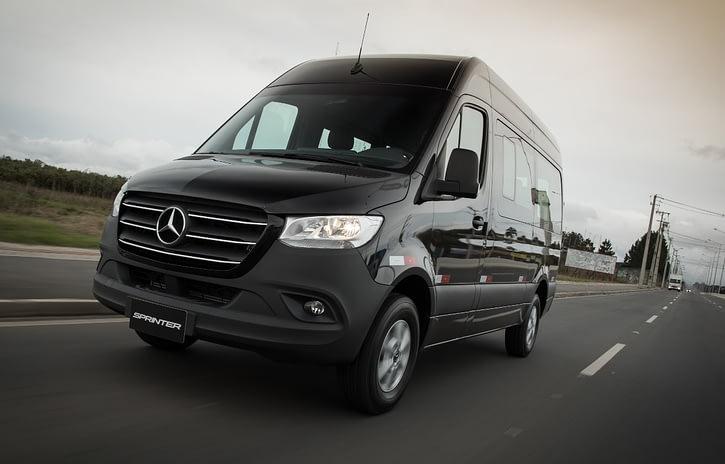 Imagem ilustrativa da notícia: Mercedes-Benz vende quinze Sprinter para Shift