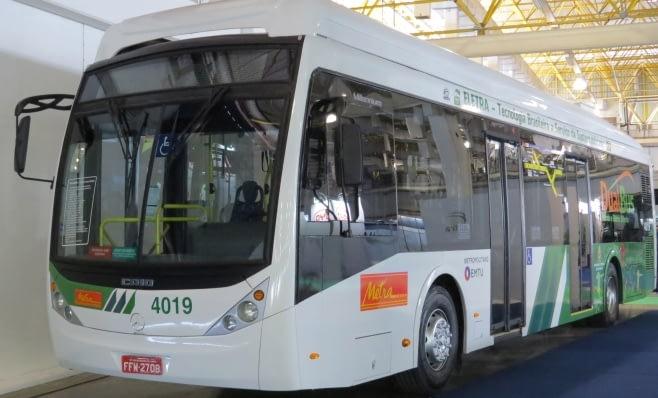 Imagem ilustrativa da notícia: Eletra mostra ônibus-conceito: elétrico ou híbrido?