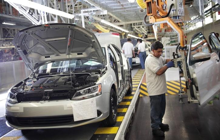 Imagem ilustrativa da notícia: México: vendas em queda no quadrimestre.