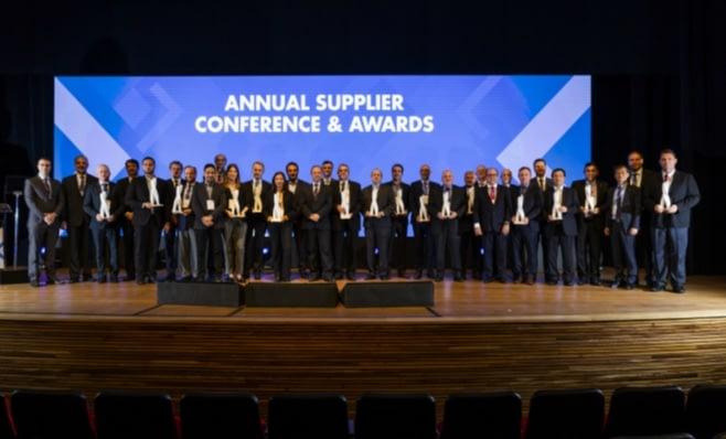 Imagem ilustrativa da notícia: FCA entrega prêmio aos seus fornecedores