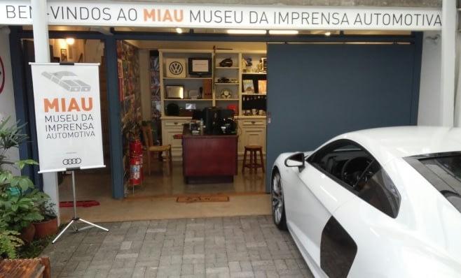 Imagem ilustrativa da notícia: Abre as portas espaço dedicado à história do jornalismo automotivo