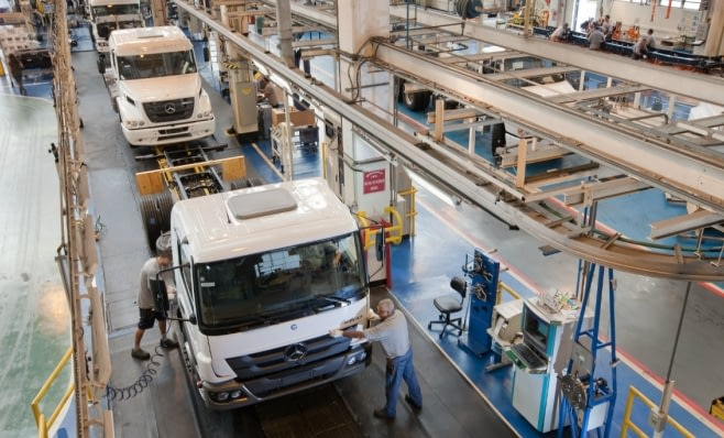 Imagem ilustrativa da notícia: Vendas de caminhões iniciam segundo semestre em alta