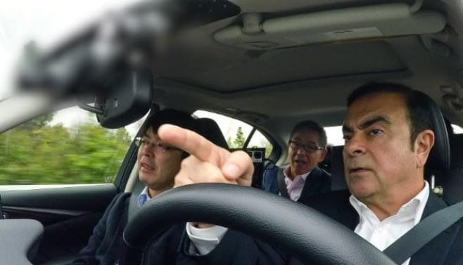 Imagem ilustrativa da notícia: Mitsubishi afasta Ghosn da presidência de seu conselho