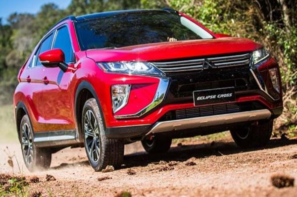 Imagem ilustrativa da notícia: Mitsubishi produzirá Eclipse Cross em Catalão