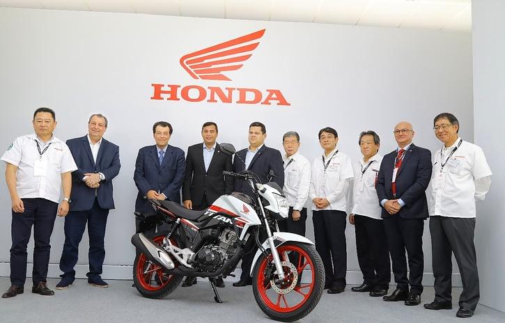 Imagem ilustrativa da notícia: Moto Honda produziu 25 milhões de motocicletas em Manaus