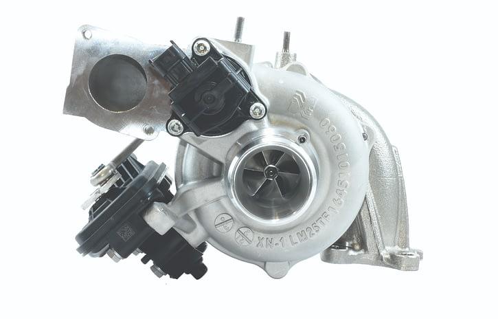 Imagem ilustrativa da notícia: Motores Stellantis são equipados com turbo BorgWarner