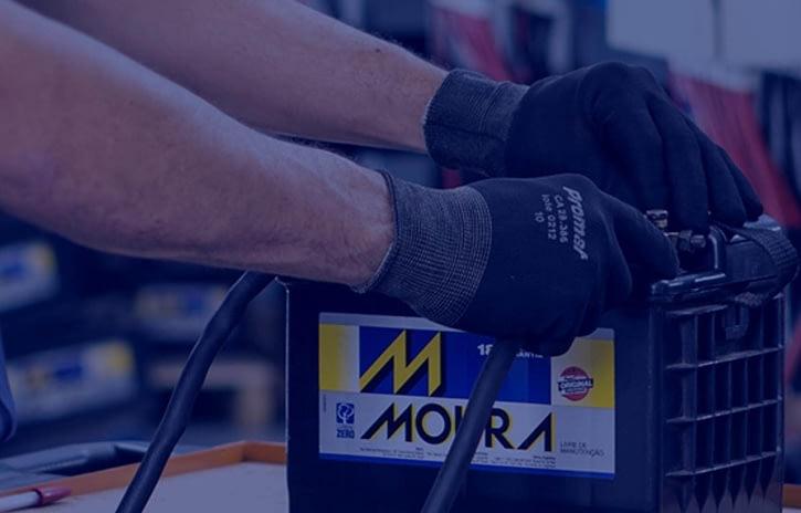 Imagem ilustrativa da notícia: Moura aposta em baterias de lítio