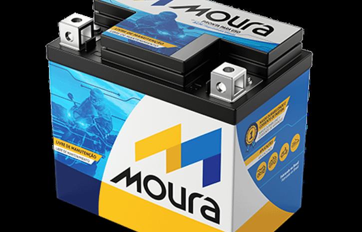 Imagem ilustrativa da notícia: Moura apresenta nova geração de baterias para motocicletas