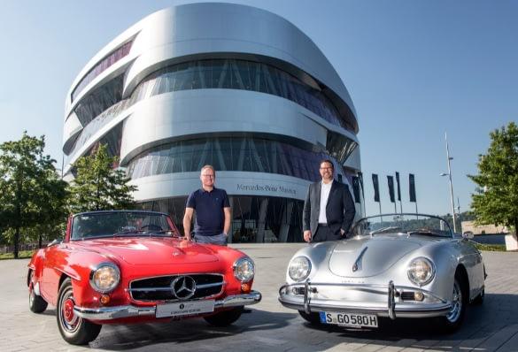 Imagem ilustrativa da notícia: Museu Mercedes dá ingressos para funcionários da... Porsche