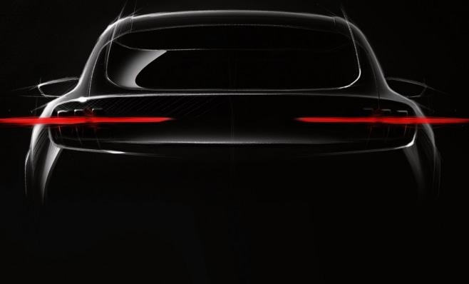 Imagem ilustrativa da notícia: Ford começa a mostrar seu primeiro SUV elétrico