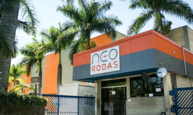 Imagem ilustrativa da notícia: Neo Rodas investe R$ 20 milhões em fábrica de pintura
