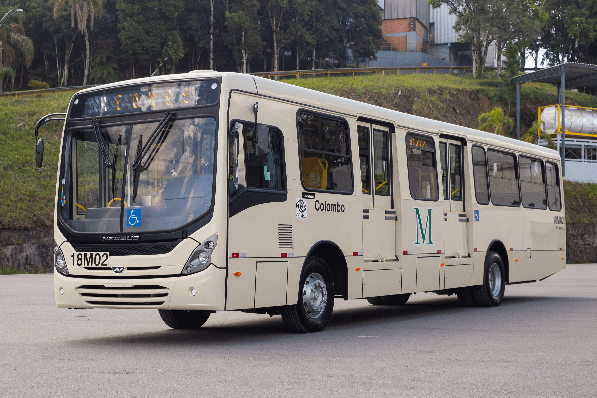 Imagem ilustrativa da notícia: Neobus desenvolve ônibus para a Santo Ângelo