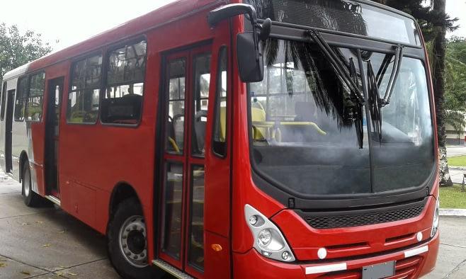 Imagem ilustrativa da notícia: Neobus exporta 52 ônibus para o Equador