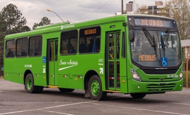 Imagem ilustrativa da notícia: Neobus vende ônibus para Transportes Santo Antônio
