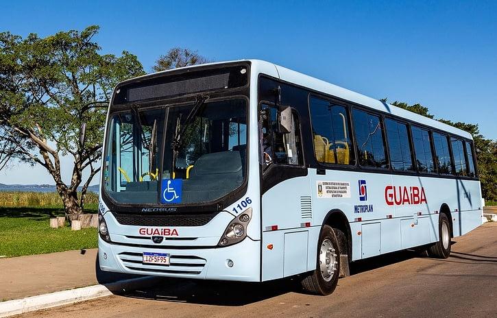Imagem ilustrativa da notícia: Neobus vende cinco ônibus para Expresso Rio Guaíba