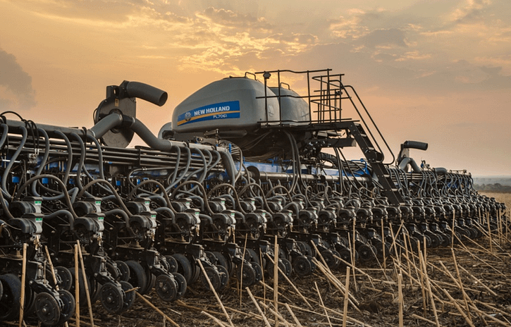 Imagem ilustrativa da notícia: Novas máquinas New Holland Agriculture só em 2021