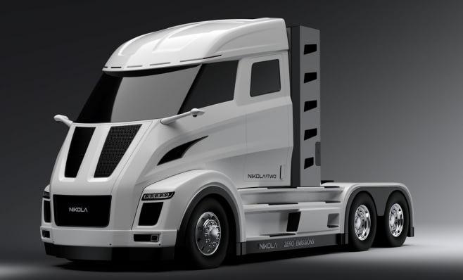 Imagem ilustrativa da notícia: Bosch e Nikola apresentam caminhão a hidrogênio