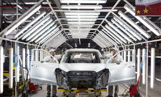 Imagem ilustrativa da notícia: Fábrica da Nissan completa 4 anos