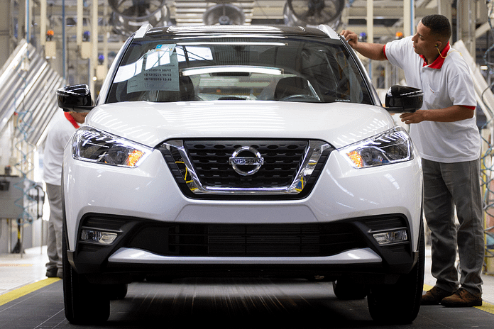 Imagem ilustrativa da notícia: Nissan demite 398 trabalhadores em Resende