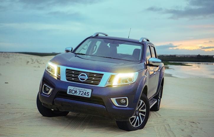 Imagem ilustrativa da notícia: Nissan Frontier registra mais de 1 mil vendas em agosto