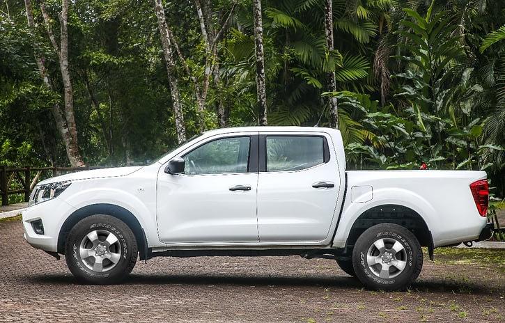 Imagem ilustrativa da notícia: Nova opção de roda para Nissan Frontier