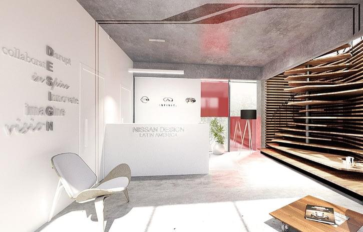 Imagem ilustrativa da notícia: Nissan inaugura Estúdio de Design em São Paulo