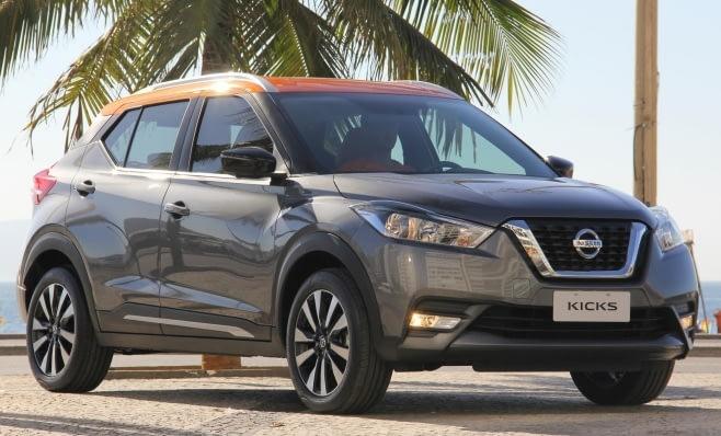 Imagem ilustrativa da notícia: Nissan exportará Kicks made in Resende