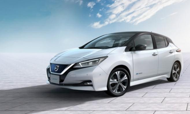 Imagem ilustrativa da notícia: Nissan confirma nova geração do Leaf para 2019 no Brasil