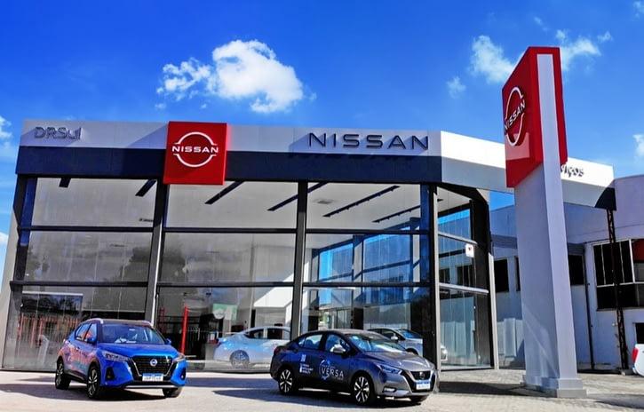 Imagem ilustrativa da notícia: Nissan promove renovação visual e digital da rede