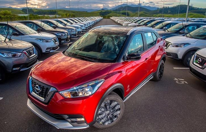 Imagem ilustrativa da notícia: Nissan Resende já exportou 50 mil veículos