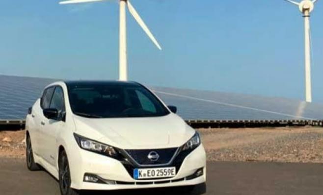 Imagem ilustrativa da notícia: Nissan promove mobilidade elétrica na Espanha