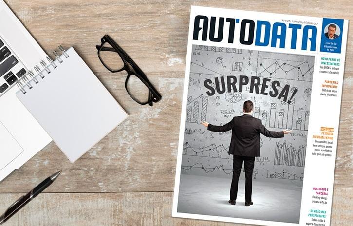 Imagem ilustrativa da notícia: No ar a revista AutoData 357