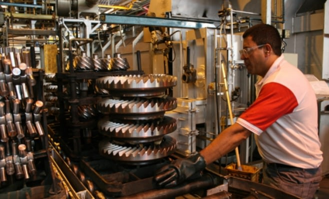 Imagem ilustrativa da notícia: Produção da Meritor cresce 45% no semestre