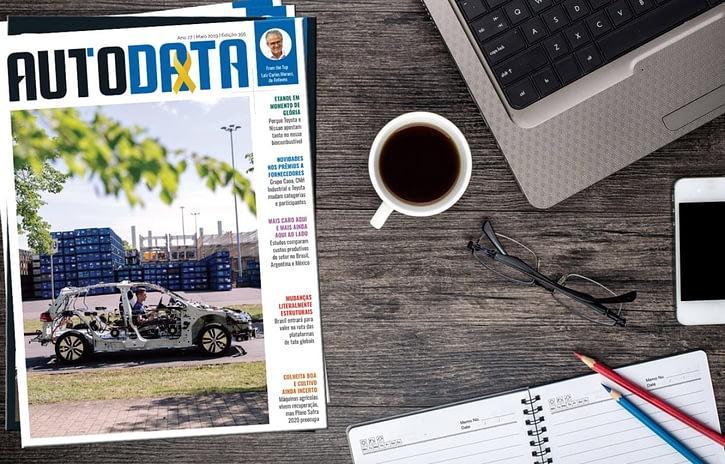 Imagem ilustrativa da notícia: Nova edição da revista AutoData está no ar
