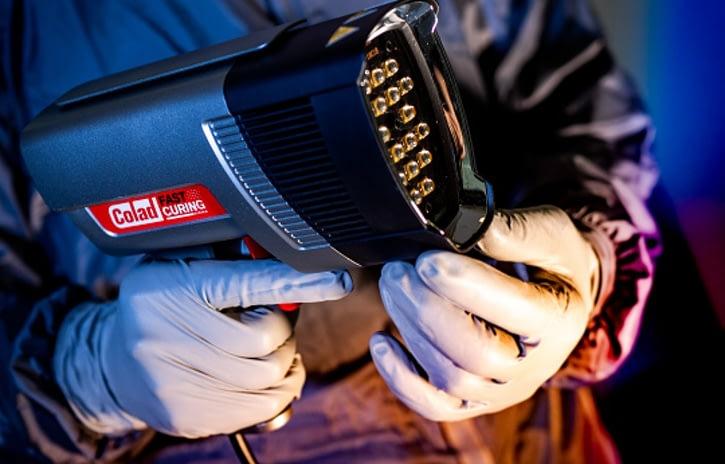 Imagem ilustrativa da notícia: Nova tecnologia reduz tempo de cura na indústria automotiva