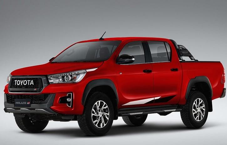 Imagem ilustrativa da notícia: Nova Toyota Hilux GR-S chega à rede