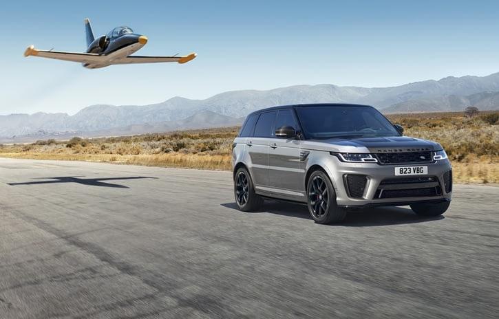 Imagem ilustrativa da notícia: Versão especial do Range Rover Sport custa mais de R$ 1 milhão